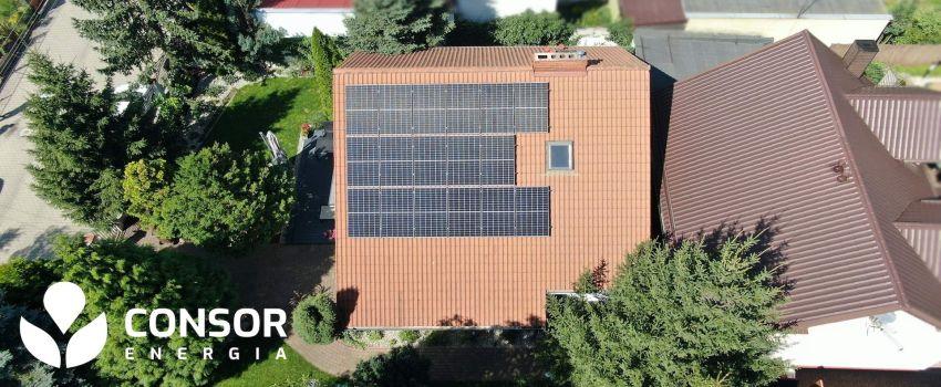 Instalacja fotowoltaiczna 6,29 kWp w Poznaniu – 17 modułów